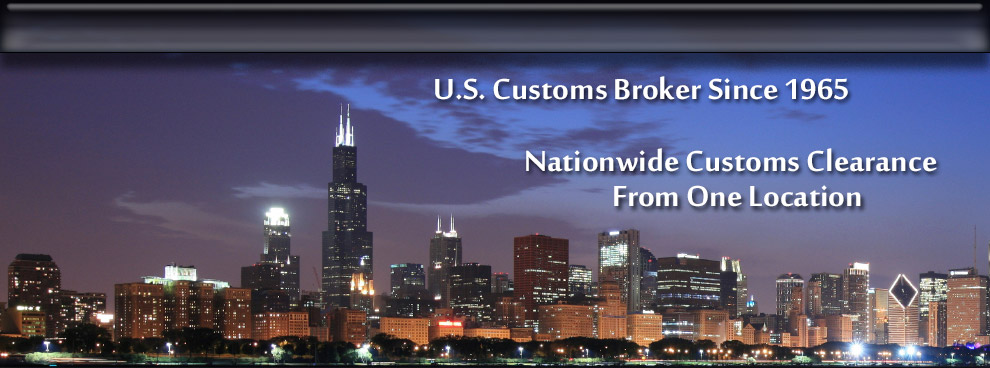 U.S. Customs Broker Since 1965 - Nationwide Customs Clearance From One Location